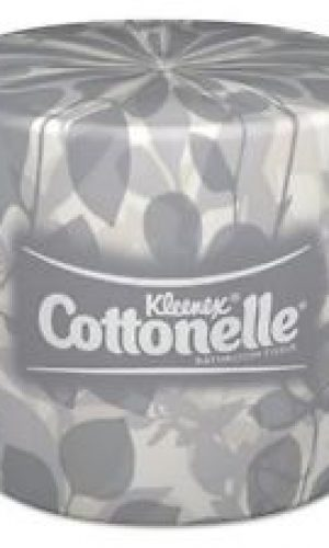Kleenex Cottonelle 17713 White 2-Ply Bathroom Tissue