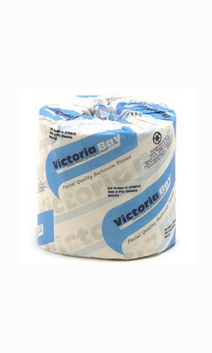 Victoria Bay 2-PLY Bathroom Tissue 410015