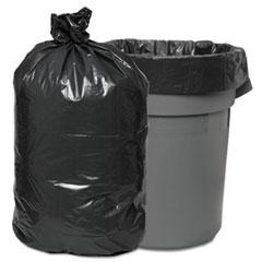 22x16x58 Trash Can Liner Black XX Heavy