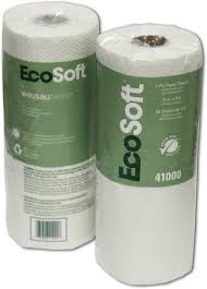 EcoSoft Household Paper Towel