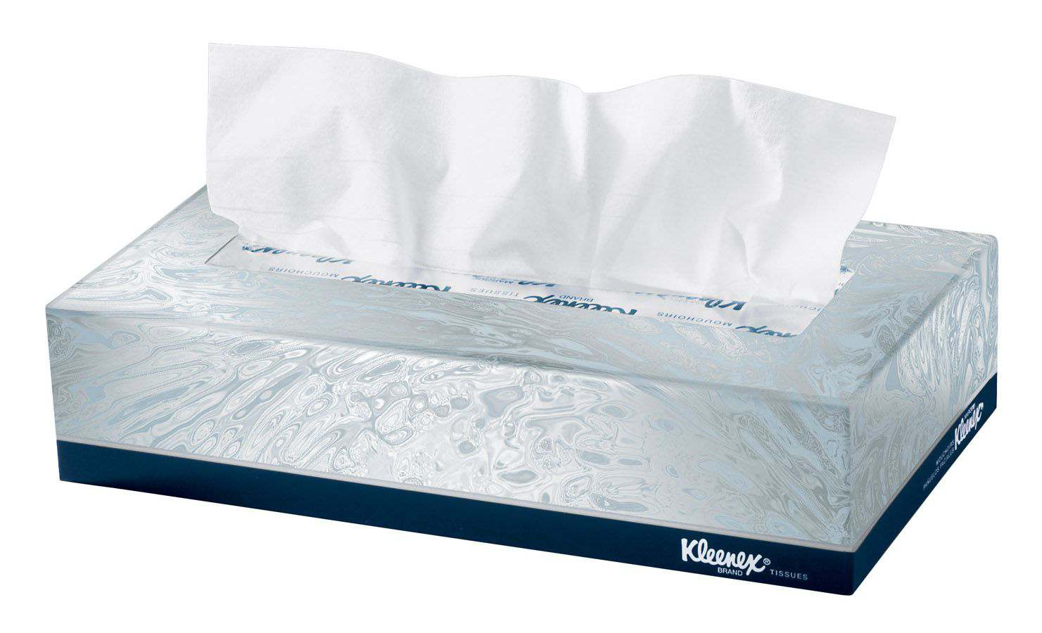 Kleenex White Facial Tissue 21400