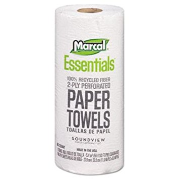 Marcal Quilted Sunrise Kitchen Paper Towel 00630