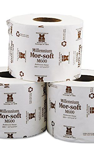 Mor-Soft With 2-Ply BathRoom Tissue  M600