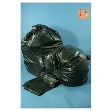 38x58 trash can liner black xx heavy