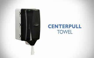 Centerpull Dispenser